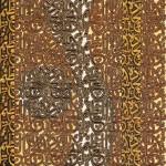 [Code:S490] [Medium:Acrylic-on-Canvas] [Size:1000x1000mm] [Artist:Achmat Soni] [Price:R8800]
