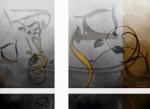 [Code:Digi003] [Size:(800x600mm)+(800x400mm)] [Artist:Shaheen-Soni] [Price:R3000]
