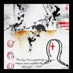 [Code:Digi021] [Size:(1000x1000mm)] [Artist:Shaheen-Soni] [Title:Transgression] [Price:R3800]
