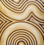 [Code:S139] [Medium:Oil-on-Canvas] [Size:1000x1000mm] [Artist:Shaheen-Soni] [Title:Minds-Eye] [Price:R5800]