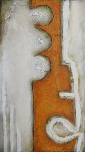 [Code:S386] [Medium:Acrylic-on-Canvas] [Size:1120x610mm] [Artist:Shaheen-Soni] [Price:R4100]